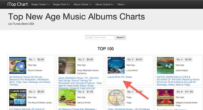 Itunes music download charts